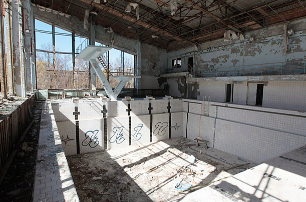Inside The Chernobyl Zone Nuclear Disaster Which Was 12